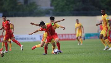 Kết quả Thanh Hóa 1-0 SLNA: Huy Hoàng ra mắt, SLNA tiếp tục chìm dưới đáy BXH
