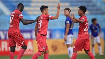 Kết quả Hà Nội FC 3-1 Sài Gòn FC: Hà Nội sống dậy cơ hội vào top 6