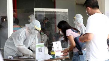 Báo động tình trạng lây nhiễm Covid-19 trong hộ gia đình tại Thái Lan