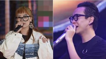 Giám khảo Rap Việt hụt hẫng khi 'thánh vui vẻ' kết thúc phần thi