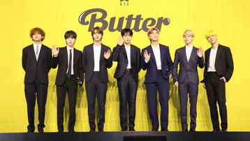 BTS phá kỷ lục Spotify với màn ra mắt 'Butter'