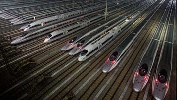 Lý do Trung Quốc đầu tư phát triển thần tốc đường sắt cao tốc