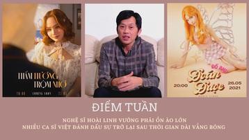 Điểm tuần: NS Hoài Linh vướng scandal từ thiện, Bích Phương 'thiêu đốt' mùa Hè với sản phẩm mới