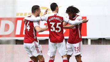 Kết quả Newcastle 0-2 Arsenal: Cắt mạch không thắng, Arsenal leo lên xếp thứ 9