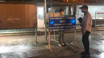 Quảng Ninh: Yêu cầu cách ly, xét nghiệm đối với người về từ các xã có dịch