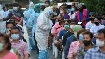 Dịch COVID-19: Thái Lan ghi nhận số ca tử vong trong ngày cao nhất