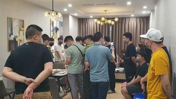 Công an điều tra 50 người Trung Quốc nhập cảnh trái phép, thuê chung cư ở Hà Nội