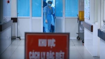 Một bác sĩ ở Vĩnh Phúc dương tính với SARS-CoV-2