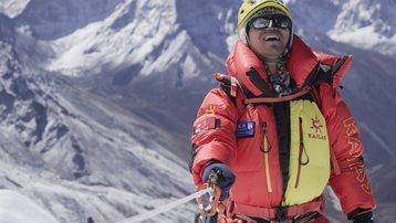 Người khiếm thị đầu tiên tại châu Á chinh phục đỉnh Everest