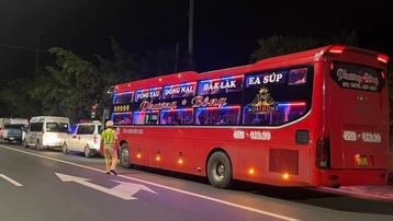 Bình Phước tạm dừng vận chuyển hành khách đi các tỉnh và xây dựng Bản đồ thông tin dịch tễ Covid-19