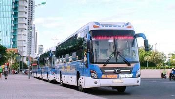 Tạm dừng hoạt động xe khách tuyến Nha Trang - TP Hồ Chí Minh và ngược lại
