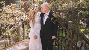 Thủ tướng Anh Boris Johnson 'bí mật' kết hôn tại Nhà thờ Westminster