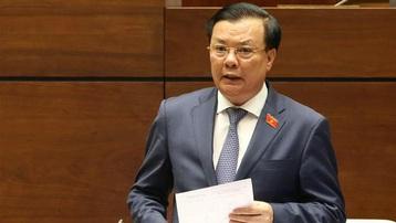 Bí thư Thành ủy Hà Nội Đinh Tiến Dũng: Nhiệm vụ số một là tuyên truyền để người dân nâng cao ý thức phòng, chống dịch