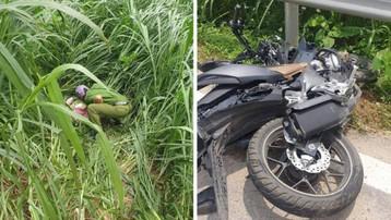 Hai người tử vong sau va chạm với ô tô đi ngược chiều ở Phú Thọ