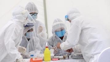 Hà Nội ghi nhận thêm ca dương tính với SARS-CoV-2