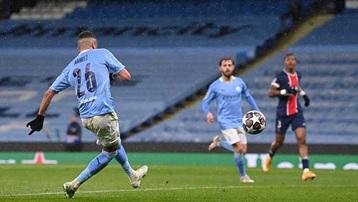 Kết quả Man City 2-0 PSG (Chung cuộc: 4-1): Mahrez chói sáng, Man City lần đầu vào chung kết Champions League