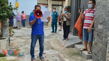 TPHCM: Gỡ phong tỏa hẻm có trụ sở của điểm nhóm Hội thánh truyền giáo Phục Hưng tại quận Gò Vấp