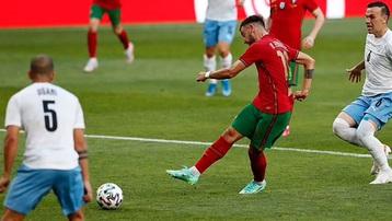Kết quả Bồ Đào Nha 4-0 Israel: Ronaldo đe dọa kỷ lục của Daei