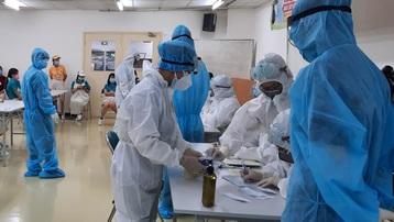 TP.HCM: Ca mắc Covid-19 ở Khu chế xuất Tân Thuận không có khả năng lây nhiễm trong công ty