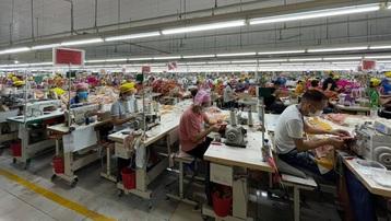Gần 10.000 công nhân, vớihơn15 doanh nghiệp tại Bắc Giang trở lại hoạt động