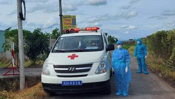 Chiều 12/6, Việt Nam thêm 104 ca mắc COVID-19, TPHCM chiếm 44 ca