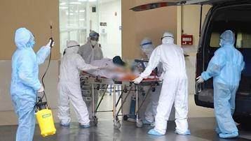 TP.HCM: Trong vòng 24 giờ, 117 bệnh nhân phải nhập viện để điều trị COVID-19