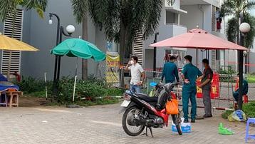 F1 thành F0 một tòa nhà của chung cư Ehome 4 ở Bình Dương bị phong tỏa