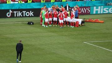 Bác sĩ của đội tuyển Đan Mạch: 'Chúng tôi kịp đưa Eriksen trở lại'