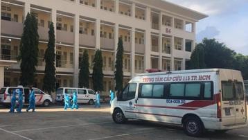 TP.HCM: Bệnh viện dã chiến điều trị COVID-19 quy mô 1.000 giường đi vào hoạt động