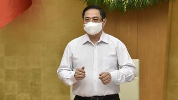 Thủ tướng Phạm Minh Chính: Chiến lược triển khai vaccine còn chậm