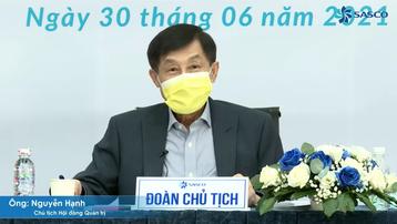Chủ tịch Johnathan Hạnh Nguyễn: 'Tôi sợ lỗ tăng, chứ không sợ lãi thụt lùi'