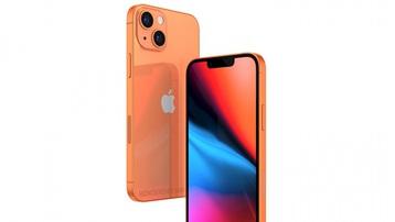 iPhone 13 sẽ gây bất ngờ với màu cam