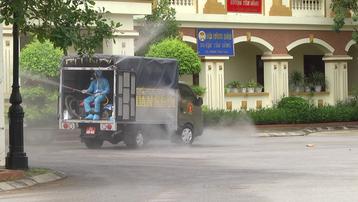 Bắc Giang thực hiện 'Nhà nhà cửa đóng then cài' tại 3 huyện để tổng tấn công dập dịch Covid-19