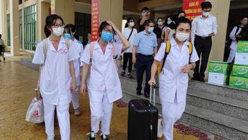 Sinh viên tình nguyện tham gia phòng chống dịch được bồi dưỡng 300.000đ/ngày