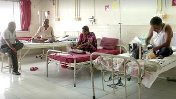 Ấn Độ: Bệnh nấm đen gia tăng mạnh ở những bệnh nhân đã khỏi COVID-19