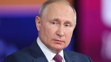 Ông Putin tiết lộ điều sẽ nói với người kế nhiệm
