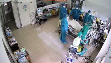 Cần Thơ: Cứu sống thai phụ 31 tuần mắc Covid-19 viêm phổi, suy hô hấp nặng sinh con an toàn.
