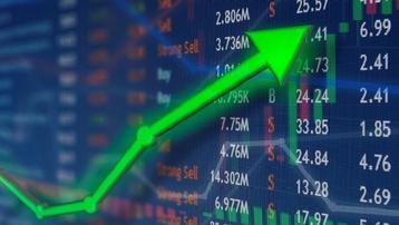 Kết phiên cuối tuần, VN-Index chưa thể trở lại mốc 1.300 điểm