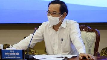 """""""TP.HCM sẽ cách chức người không chấp hành nghiêm chỉ đạo chống dịch"""""""