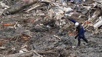 Lở đất gây sập nhà ở Ấn Độ, nhiều người thương vong