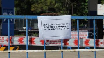 Đà Nẵng: Tạm dừng hoạt động cửa hàng xăng dầu, siêu thị phục vụ truy vết F0