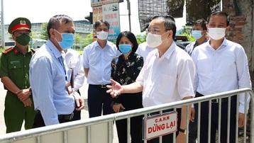 Chủ tịch UBND TP. Hà Nội Chu Ngọc Anh: Xây dựng kịch bản tiêm vắc xin theo đúng quy trình an toàn của Bộ Y tế
