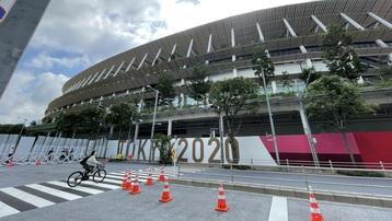 Tokyo vắng lặng trước ngày khai mạc Thế vận hội 2020