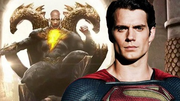 The Rock tiết lộ sự khác biệt giữa Black Adam và Superman