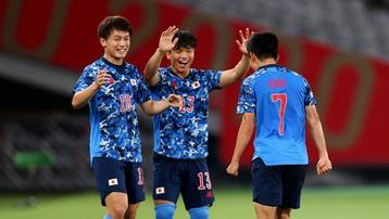 Olympic Tokyo 2020: Nhật Bản vẫn là lá cờ đầu của bóng đá châu Á tại Olympic