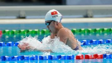 Lịch thi đấu Olympic Tokyo 2020 của Việt Nam ngày 26/7: Ánh Viên xuất trận