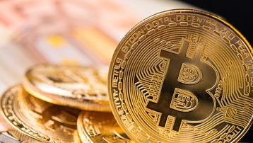 Giá Bitcoin lại bật tăng