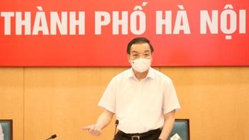 Chủ tịch UBND thành phố Hà Nội Chu Ngọc Anh: Địa bàn nguy cơ cao được áp dụng biện pháp mạnh hơn
