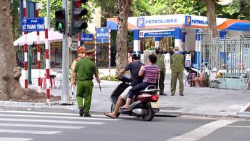 Hà Nội: Ngày thứ 6 giãn cách, số trường hợp vi phạm giảm đáng kể