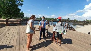 Campuchia tạm dừng mọi hoạt động du lịch trên toàn quốc để phòng chống Covid-19